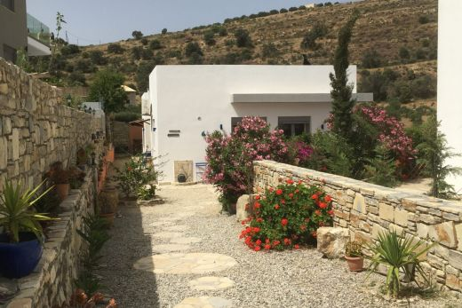 Home with amazing view for sale in kamilari