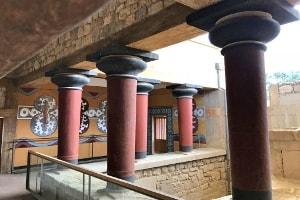 knossos columns