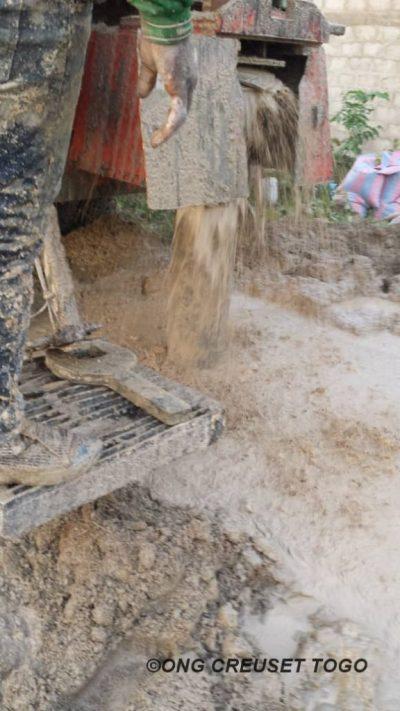 Projet PASPEV : Construction et réhabilitation des infrastructures dans 5 centres d'accueil et de protection des enfants au Togo