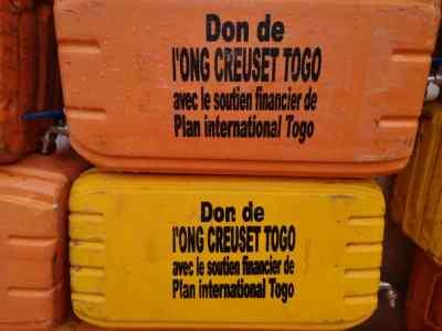 Dispositifs de lavage des mains pour lutter contre le covid19 dans les préfectures de Sotouboua et de Mô