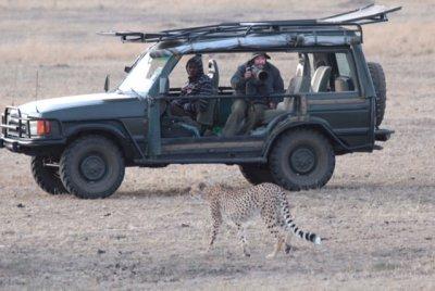 Ian-on-Safari