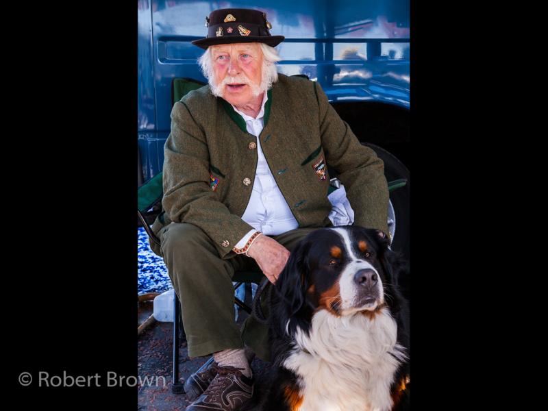 Robert Brown – 2_Reg and his Best Friend_Print-2