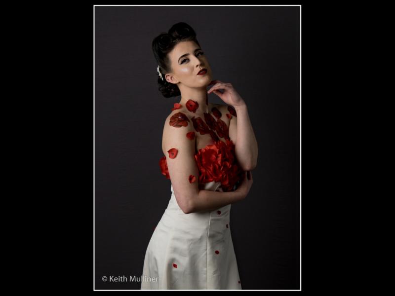 Keith Mulliner – Rose Petal Lady._Print_15–2