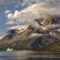 PrinzKristen Sund, Greenland