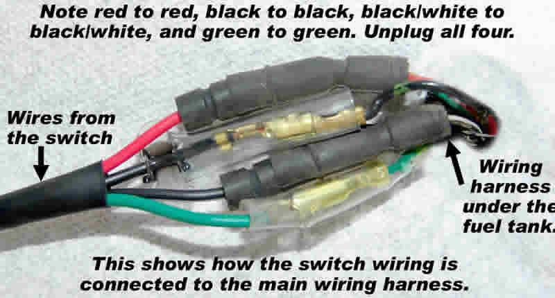 Switch Wiring Diagram On A Small Engine Kill Switch Wiring Diagram