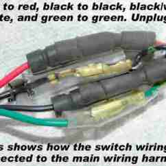 Scooter Ignition Switch Wiring Diagram Skeletal System Anterior View Crf S Only How To Remove The Keyed From Crf230f A
