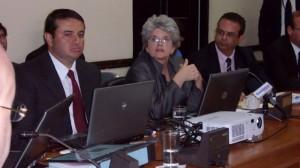 Rocío Aguilar Montoya, exSecretaria de Concesiones y exContralora General de la República. CRH/Archivo