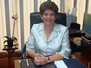 """Martha Acosta: """"Mi lucha será contra la corrupción"""". Foto:CGR"""