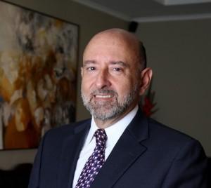 El Ministro de Hacienda, Édgar Ayales. CRH