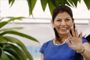 En la imagen, la presidenta de Costa Rica, Laura Chinchilla. EFE/Archivo