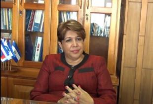 Ileana Balmaceda, Presidenta de la Caja Costarricense de Seguro Social.