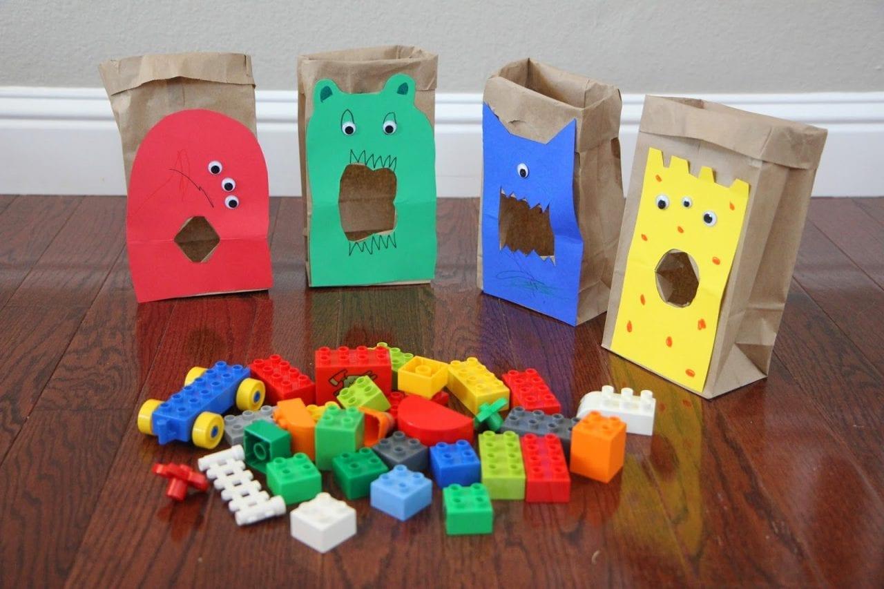 Classificando Lego Por Cores