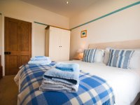 Criannan blue bedroom