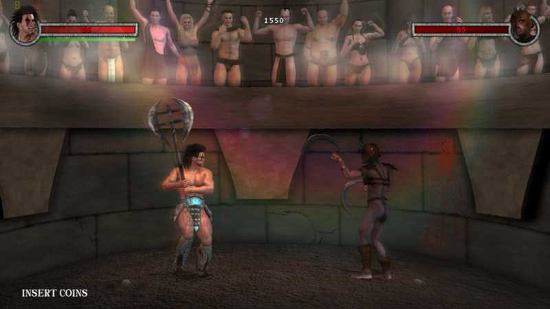 Age Of Barbarian Arena Crian Soft