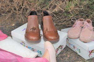 calzado mujer de invvierno