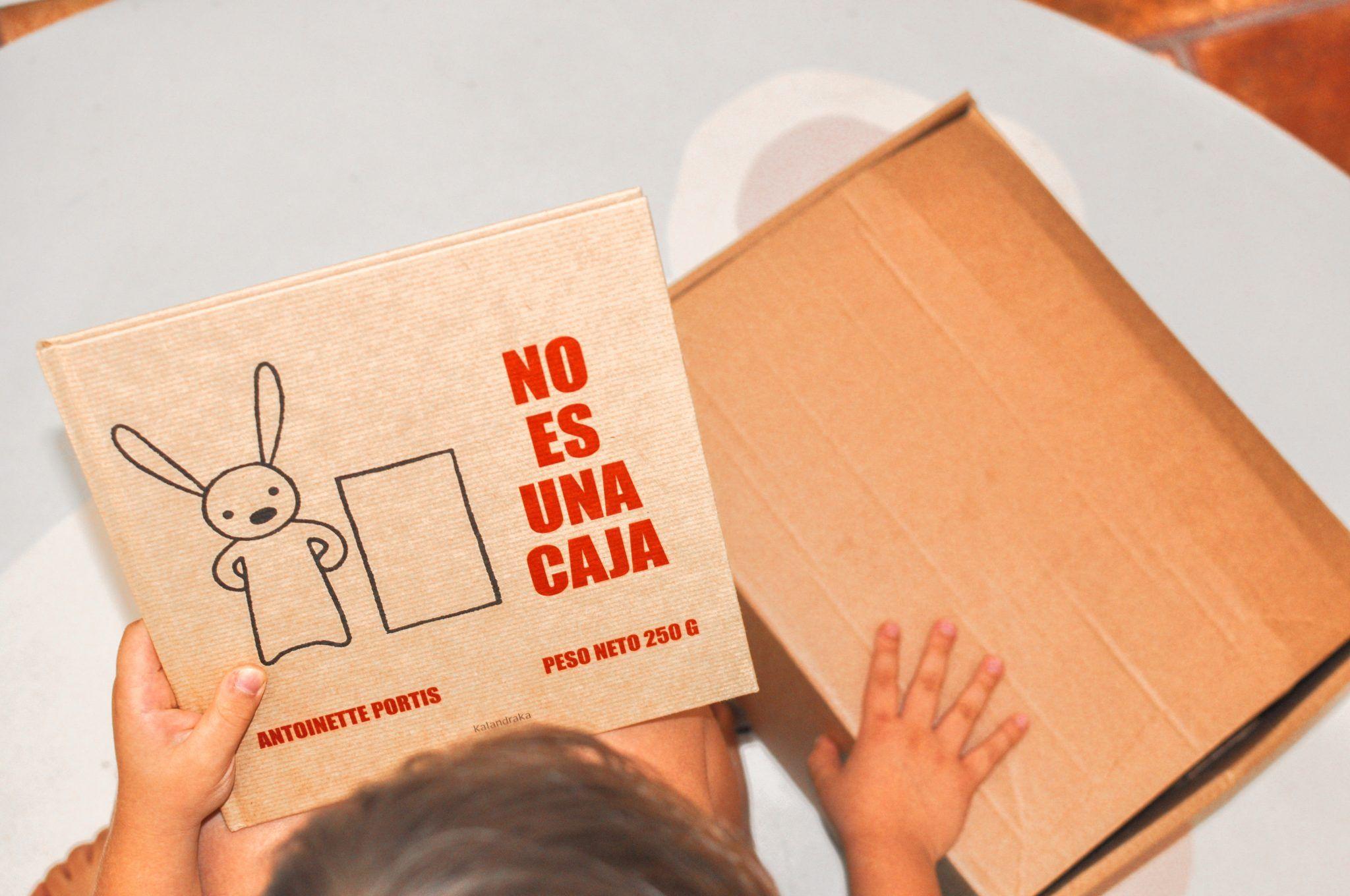 No es una caja, Editorial Kalandraka