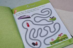 Cuadernos de vacaciones Montessori