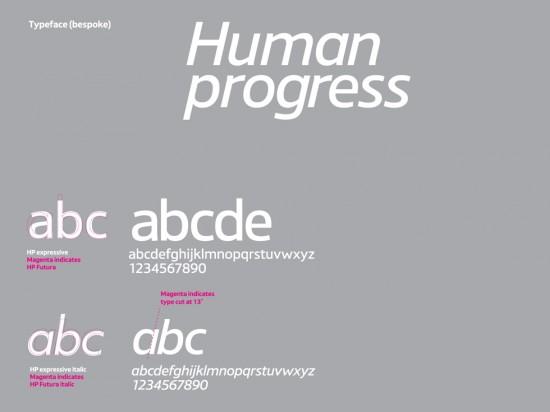 O Logo Rejeitado da HP
