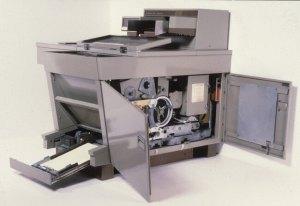 Xerox 914 Cribsa Barcelona Historia Document services 300x206 Xerox, la primera fotocopiadora de la historia