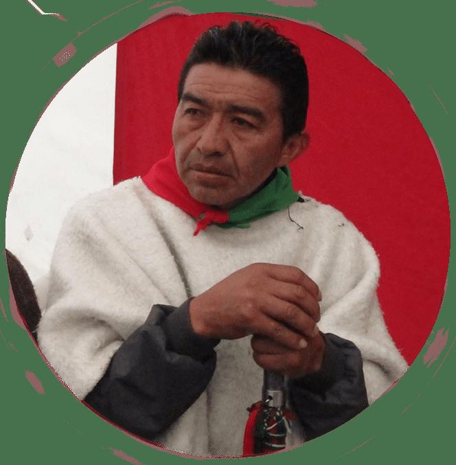 Harold Ediliano Ortega Santiago - Zona Centro - Pueblo Kokonuko