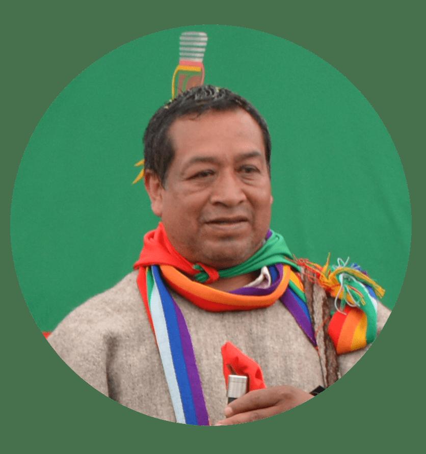 Pueblo Yanacona - Roberto Díaz Samboní