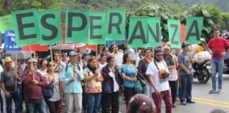 """20 Años de Impunidad, 20 Años de Lucha Para """"Que No Muera la Esperanza"""""""