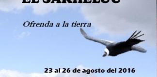 invitados al Ritual del Sakheluu a realizar los dias 23, 24, 25 y 26 de agosto de 2016 en la vereda El Carrizal zona baja del Resguardo de Jambalo 1