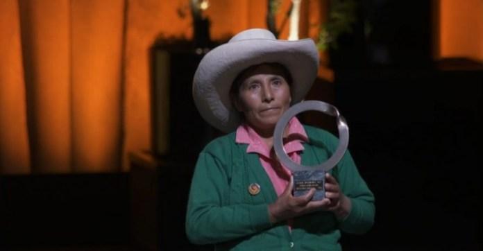 Denuncian que Trabajadores de Minera Yanacocha Golpearon a Máxima Acuña