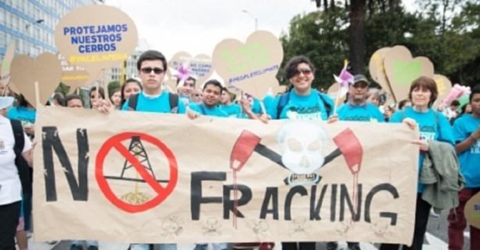 Arranca la Segunda Jornada Nacional Contra el Fracking en Colombia
