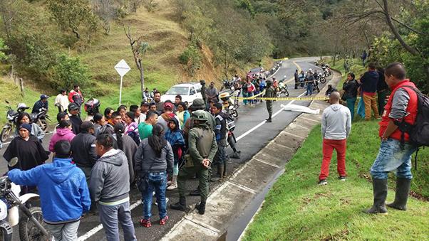 El Pueblo Indígena Totoroez, Denuncia el Exterminio Sistemático Contra los Comuneros del Reguardo, Hoy cuando se habla de tiempos de PAZ.