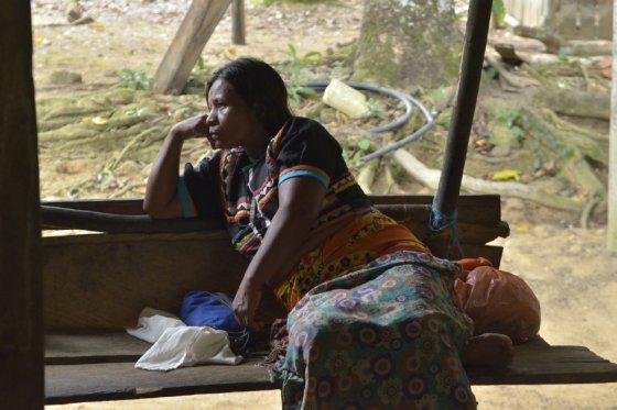 Han trasegado por Colombia de manera nómada buscando un territorio donde vivir en paz. Lo más difícil: defender sus resguardos frente a los violentos y los terratenientes.
