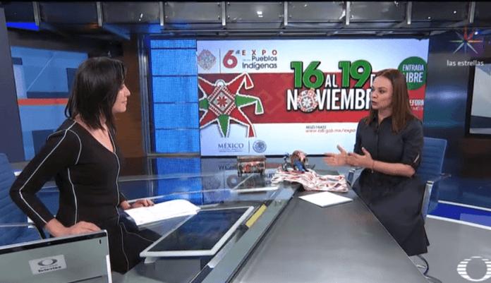 Sexta Expo de los Pueblos Indígenas