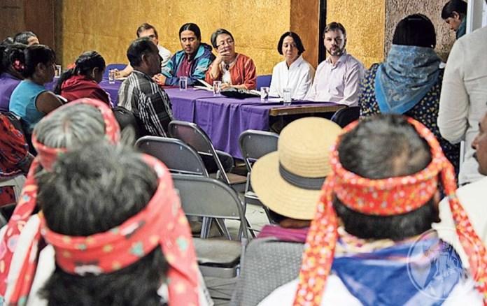 Cortesía / La reunión fue en la ciudad de Chihuahua