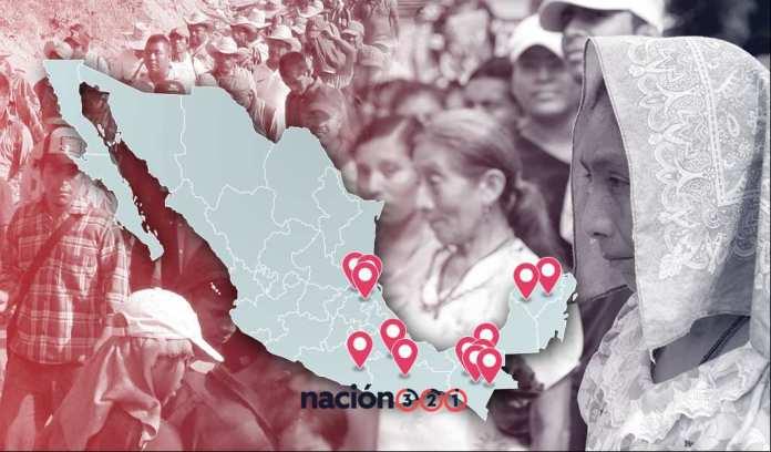 Representación étnica. En las elecciones del 2018 habrá en San Lázaro representación de los pueblos originarios de México Fuente Nación321