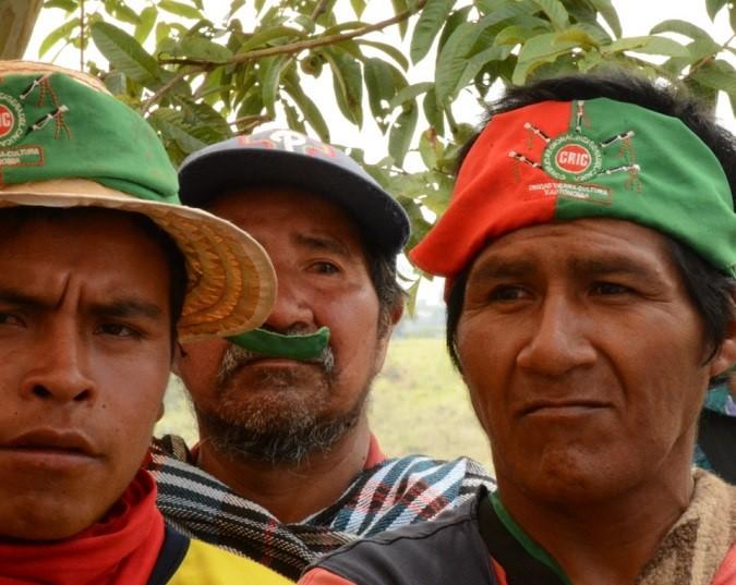 (Foto: Enrique Ramírez/CRIC Colombia)