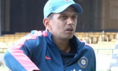 Rahul Dravid spoke on the Rahul-Pandya controversy