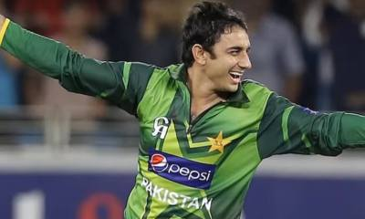 Saeed Ajmal retirement