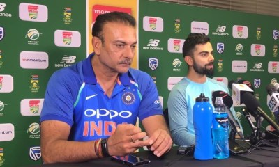 Virat Kohli Talks About Why His Chemistry With Ravi Shastri Works