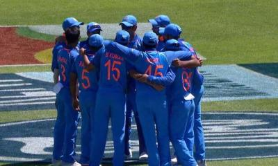 India's squad for Cricket World Cup 2019