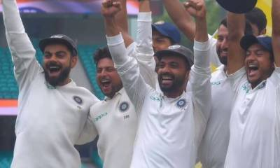 Virat Kohli, Team India