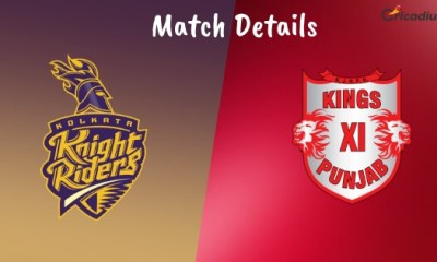 IPL 2019 Match 6 KKR vs KXIP Rivalry, Venue, Date and Time