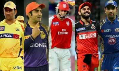 IPL Flashback: Most matches as captain in IPL history
