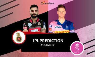 IPL 2019 Match 49, RCB vs RR Match Prediction, Who Will Win Today