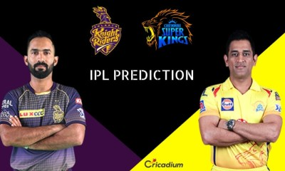 IPL 2019 Match 29, KKR vs CSK Match Prediction