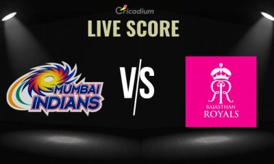 IPL 2019 Live Cricket Score: Today IPL Match 27 MI vs RR Live Score
