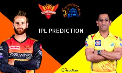 IPL 2019 Match 33, SRH vs CSK Match Prediction