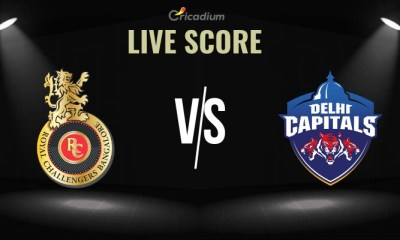 IPL 2019 Match 20 RCB vs DC Live Score ball by ball Commentary