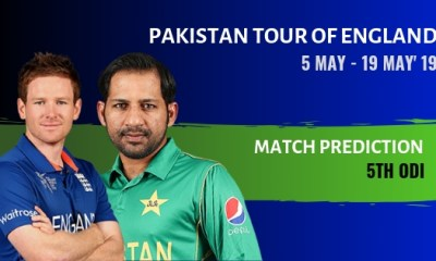 ENG vs PAK 5th ODI Match Prediction, Who Will Win England vs Pakistan