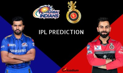IPL 2019 Match 31, MI vs RCB Match Prediction