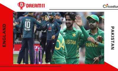 ENG vs PAK Dream 11 team: Dream 11 Tips England vs Pakistan 3rd ODI
